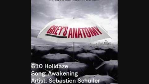 """Awakening"" - Sébastian Schuller"