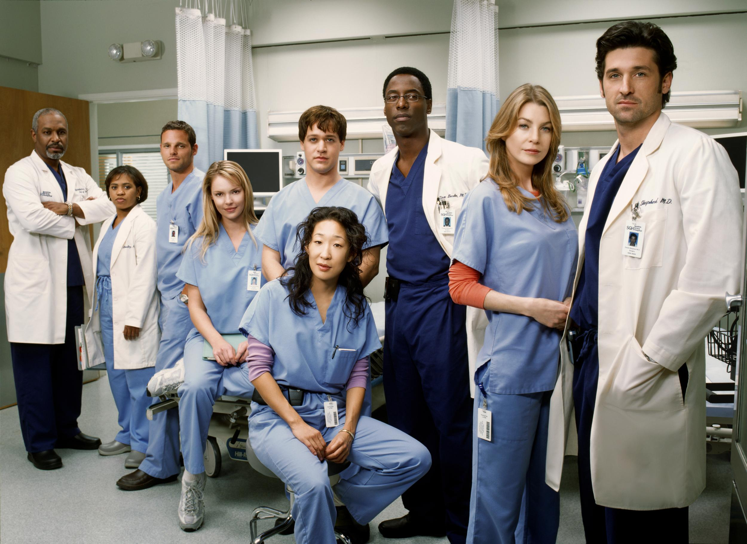 Temporada 1 (Grey\'s Anatomy) | Grey\'s Anatomy Wiki | FANDOM powered ...