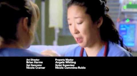 Grey's Anatomy 7x07 Promo