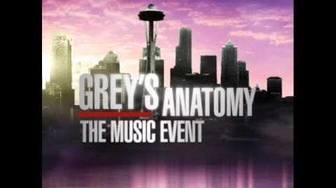 """""""Grace"""" - Grey's Anatomy Cast"""