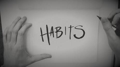 """Habits"" - Plested"