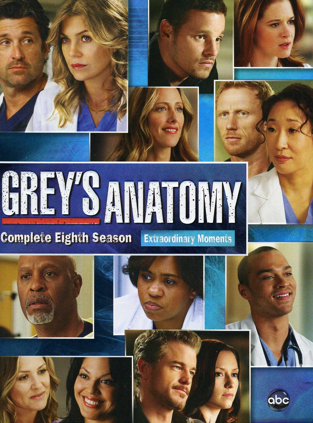 Season 8 (Grey\'s Anatomy) | Grey\'s Anatomy Universe Wiki | FANDOM ...