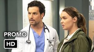 "Grey's Anatomy 15x24 Promo ""Drawn to the Blood"" (HD) Season 15 Episode 24 Promo"