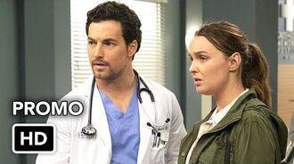 """Grey's Anatomy 15x24 Promo """"Drawn to the Blood"""" (HD) Season 15 Episode 24 Promo"""