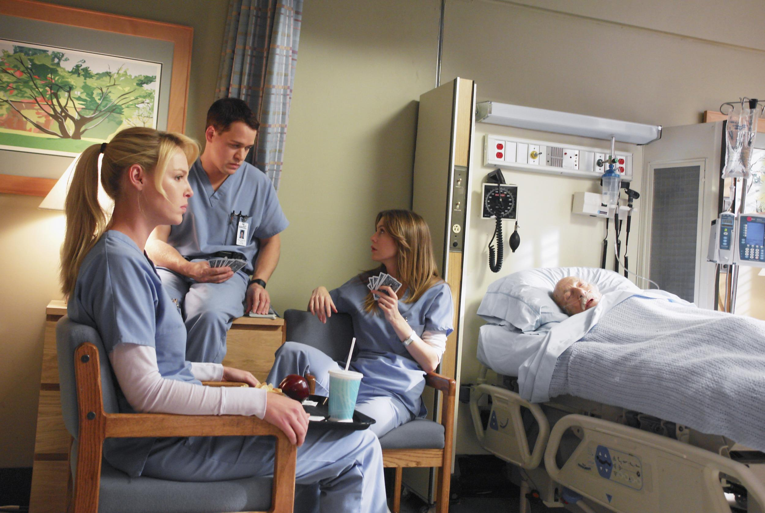 Image 3x06 2g Greys Anatomy Universe Wiki Fandom Powered