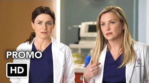 "Grey's Anatomy 14x23 Promo ""Cold as Ice"" (HD) Season 14 Episode 23 Promo"