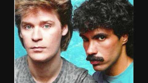 """You Make My Dreams Come True"" - Hall & Oates"