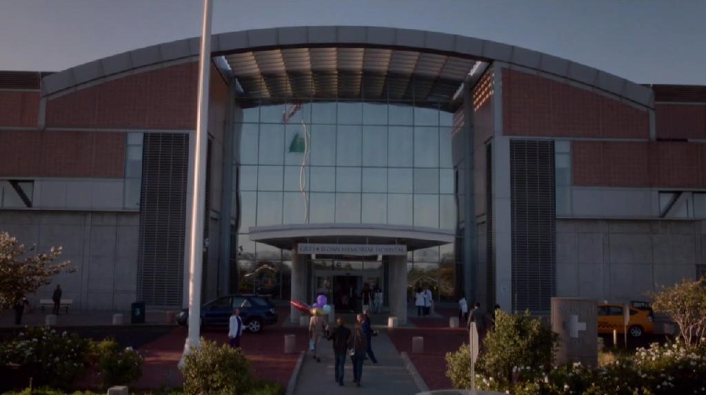 Grey Sloan Memorial Hospital   Grey's Anatomy Universe ...
