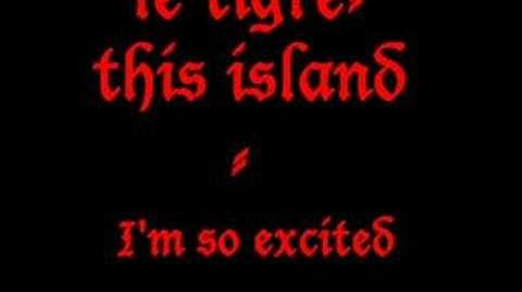 """I'm So Excited"" - Le Tigre"