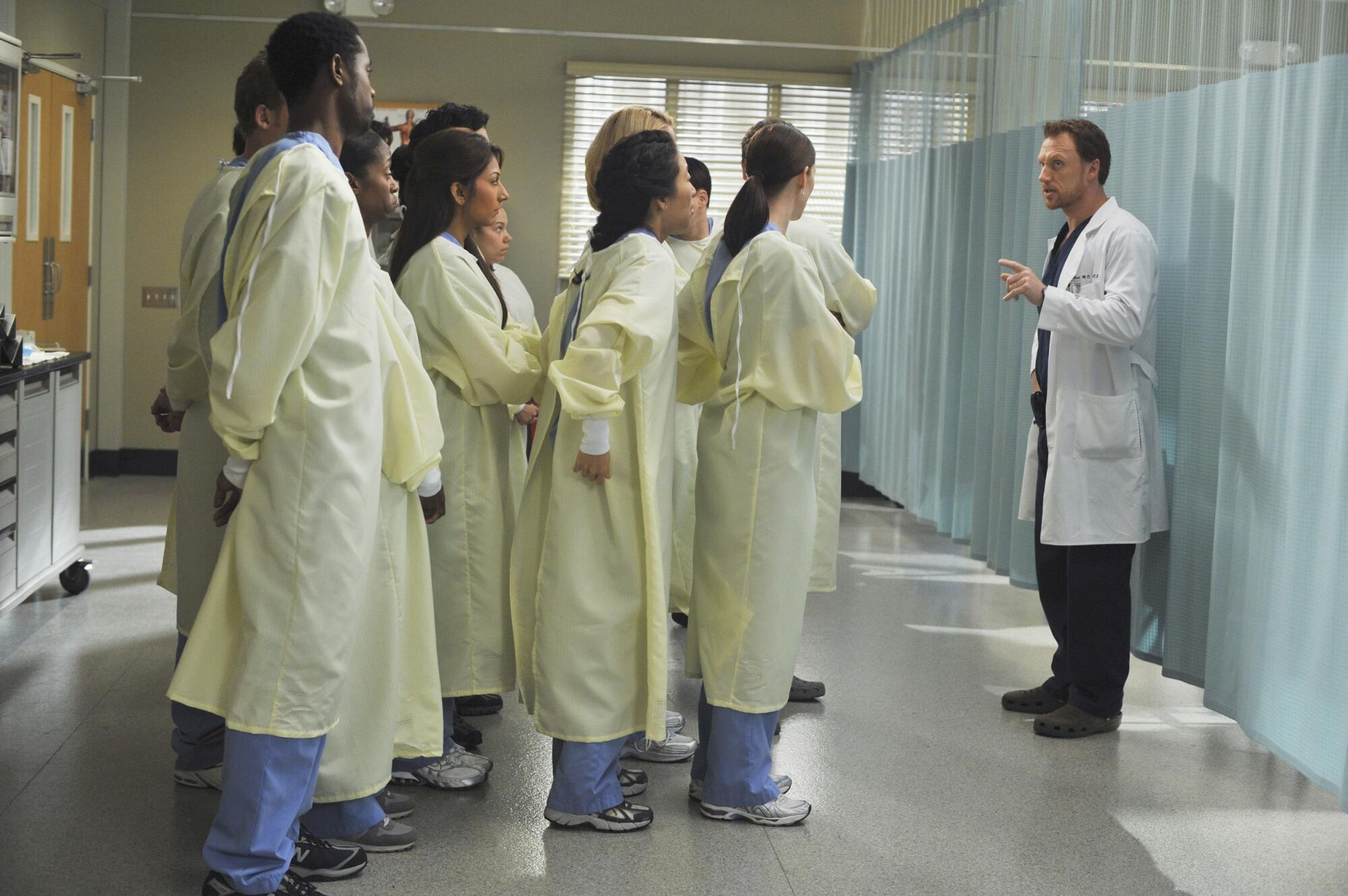 Life During Wartime | Grey\'s Anatomy Universe Wiki | FANDOM powered ...