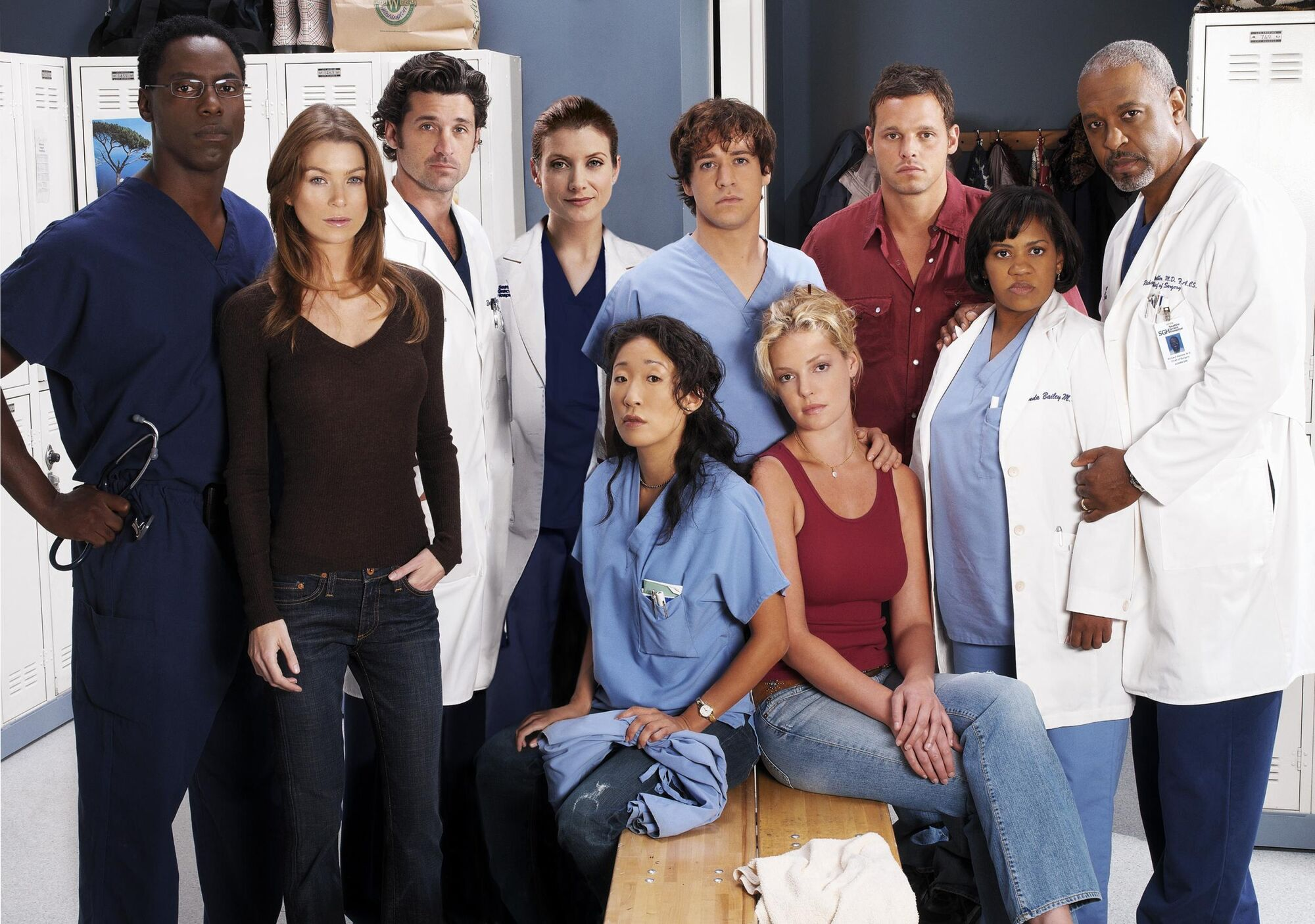 Season 2 (Grey\'s Anatomy) | Grey\'s Anatomy Universe Wiki | FANDOM ...
