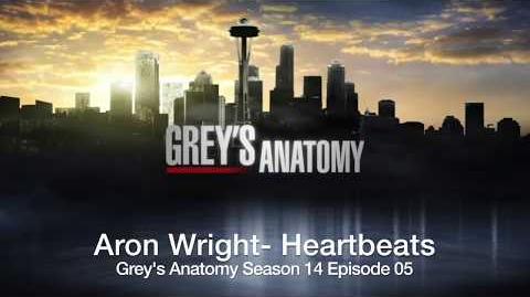 """""""Heartbeats"""" - Aron Wright"""