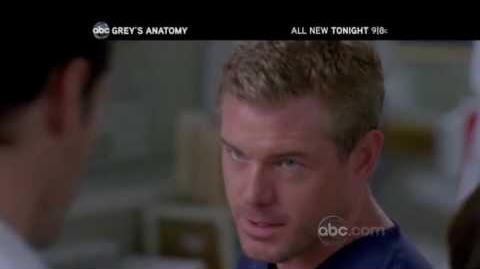 Grey's Anatomy 6x07 Promo