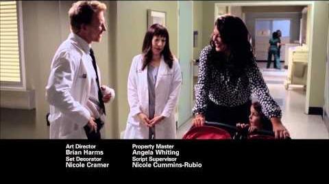 Grey's Anatomy 8x13 - PROMO - If Then