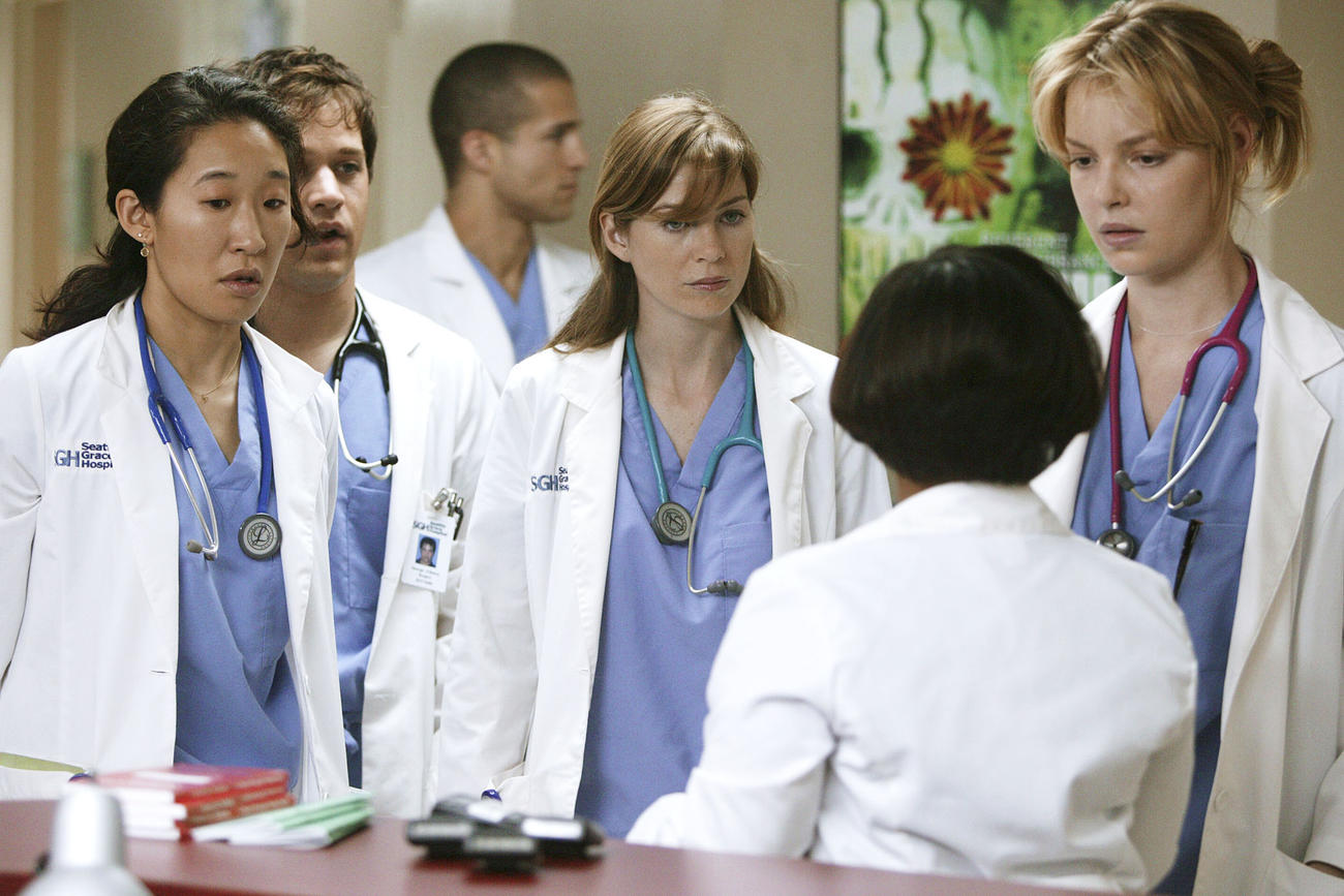 Internship | Grey\'s Anatomy Universe Wiki | FANDOM powered by Wikia