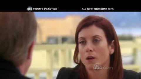 Private Practice 3x08 Promo