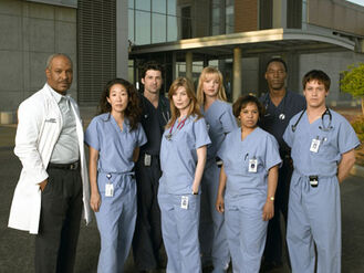 Grey's Anatomy Season 1 Cast