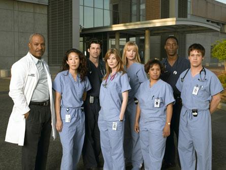 Image Greys Anatomy Season 1 Castg Greys Anatomy Universe