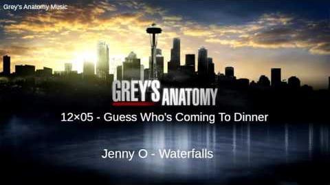 """""""Waterfalls"""" - Jenny O"""