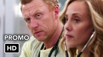 """Grey's Anatomy 15x23 Promo """"What I Did for Love"""" (HD) Station 19 Crossover - Season 15 Episode 23"""