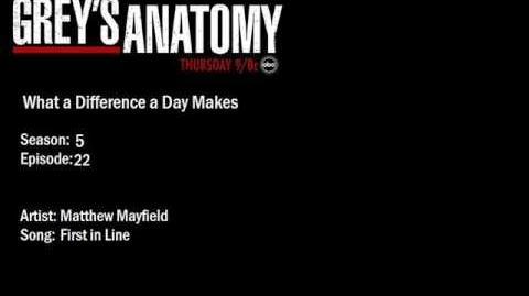 """First in Line"" - Matthew Mayfield"