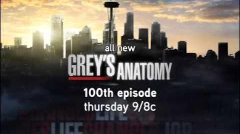 Grey' s Anatomy 5x22 The 100th Episode Promo