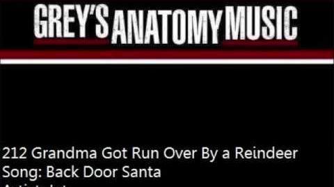 """""""Back Door Santa"""" - Jet"""