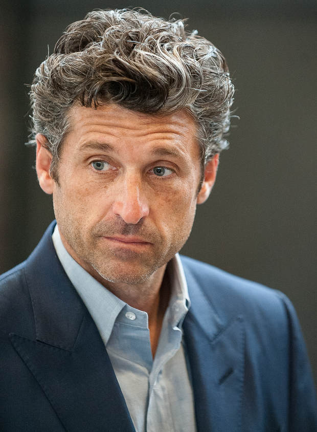 Patrick Dempsey Greys Anatomy Universe Wiki Fandom Powered By Wikia