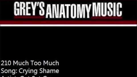 """""""Crying Shame"""" - Get Set Go"""