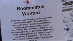 RoommatesNotice