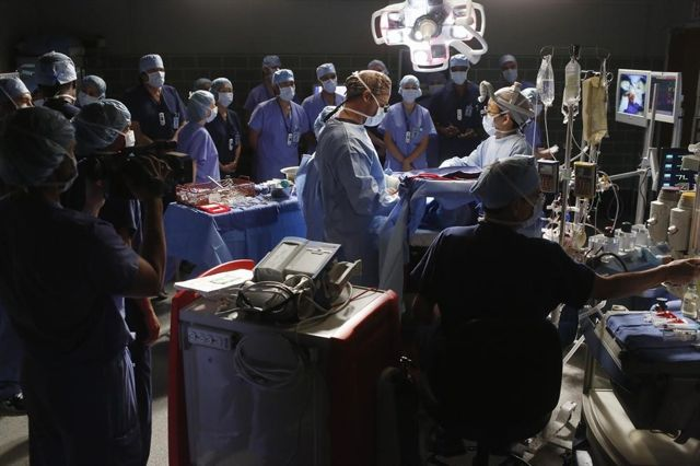 Cardiothoracic Surgery | Grey's Anatomy Universe Wiki ...