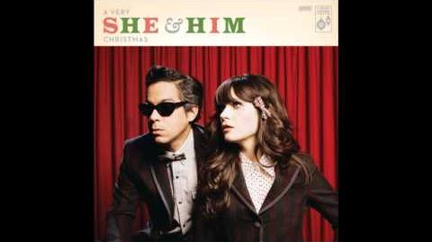 """I'll Be Home for Christmas"" - She & Him"