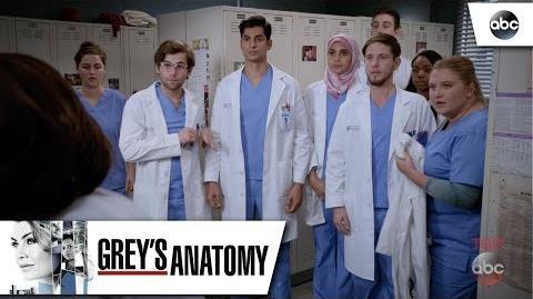 Grey's Anatomy B-Team – Episode One