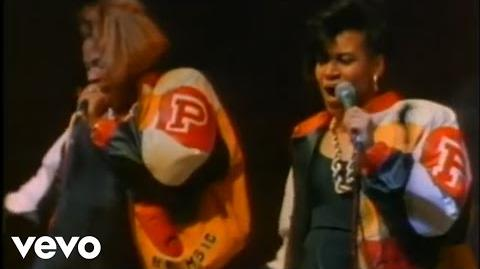 """Push It"" - Salt-N-Pepa"