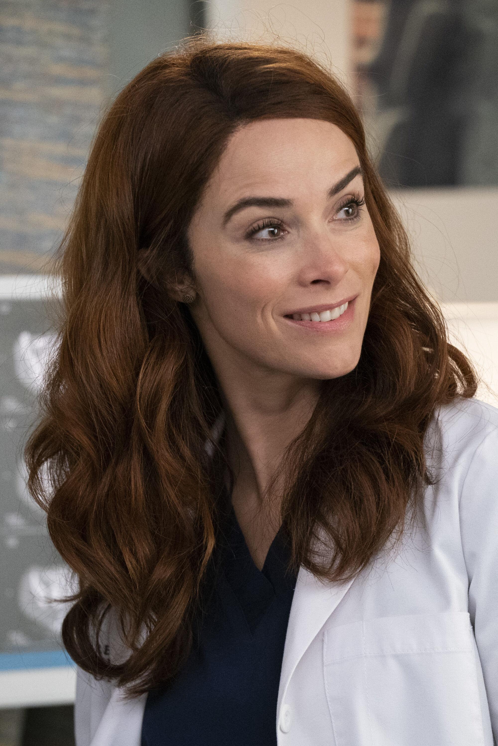 Greys Anatomy Megan
