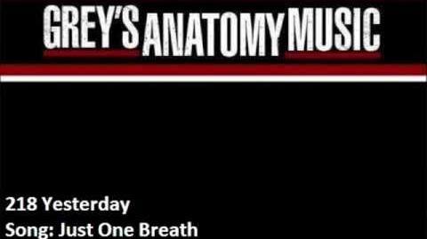"""Just One Breath"" - Devics"