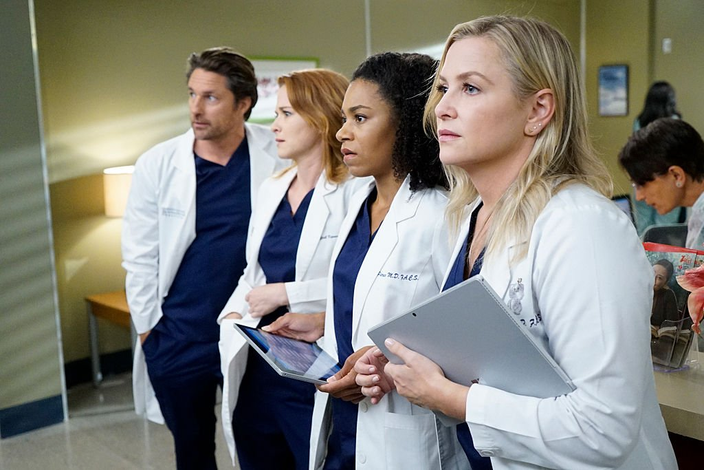 Why Try to Change Me Now | Grey\'s Anatomy Universe Wiki | FANDOM ...