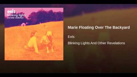 """Marie Floating Over The Backyard"" - Eels"