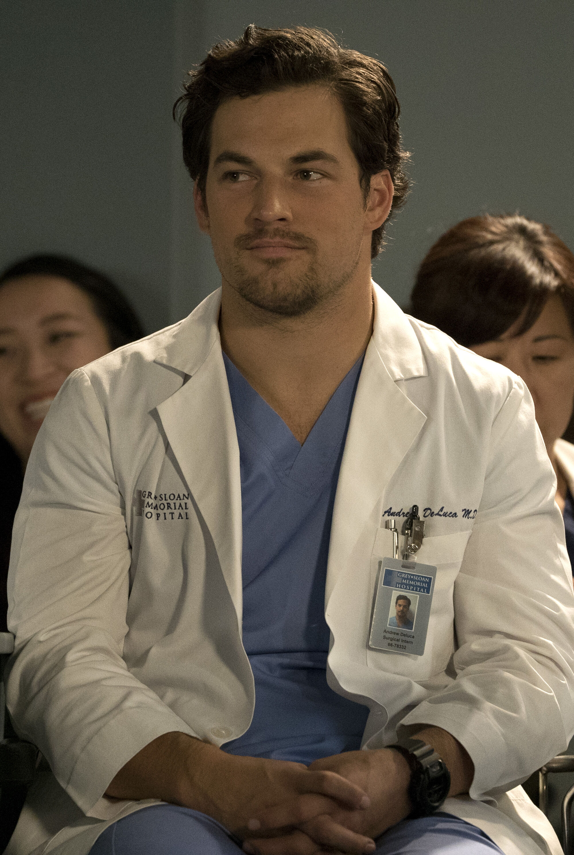 GreyS Anatomy Deluca