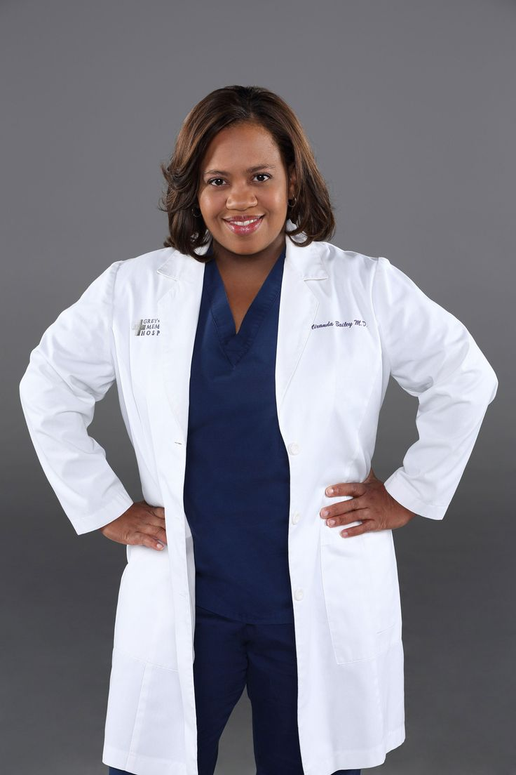 GreyS Anatomy Bailey