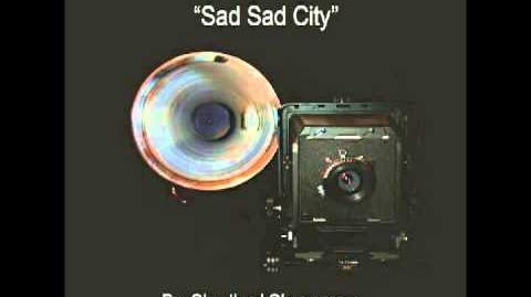 """""""Sad Sad City"""" - Ghostland Observatory"""