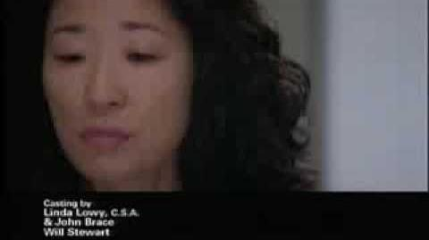 Grey's Anatomy 5x20 Promo