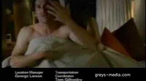 "Grey's Anatomy - "" Physical Attraction.."