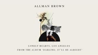 """Lonely Hearts, Los Angeles"" - Allman Brown"