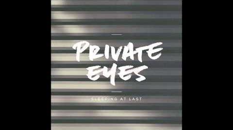 """""""Private Eyes"""" - Sleeping at Last"""