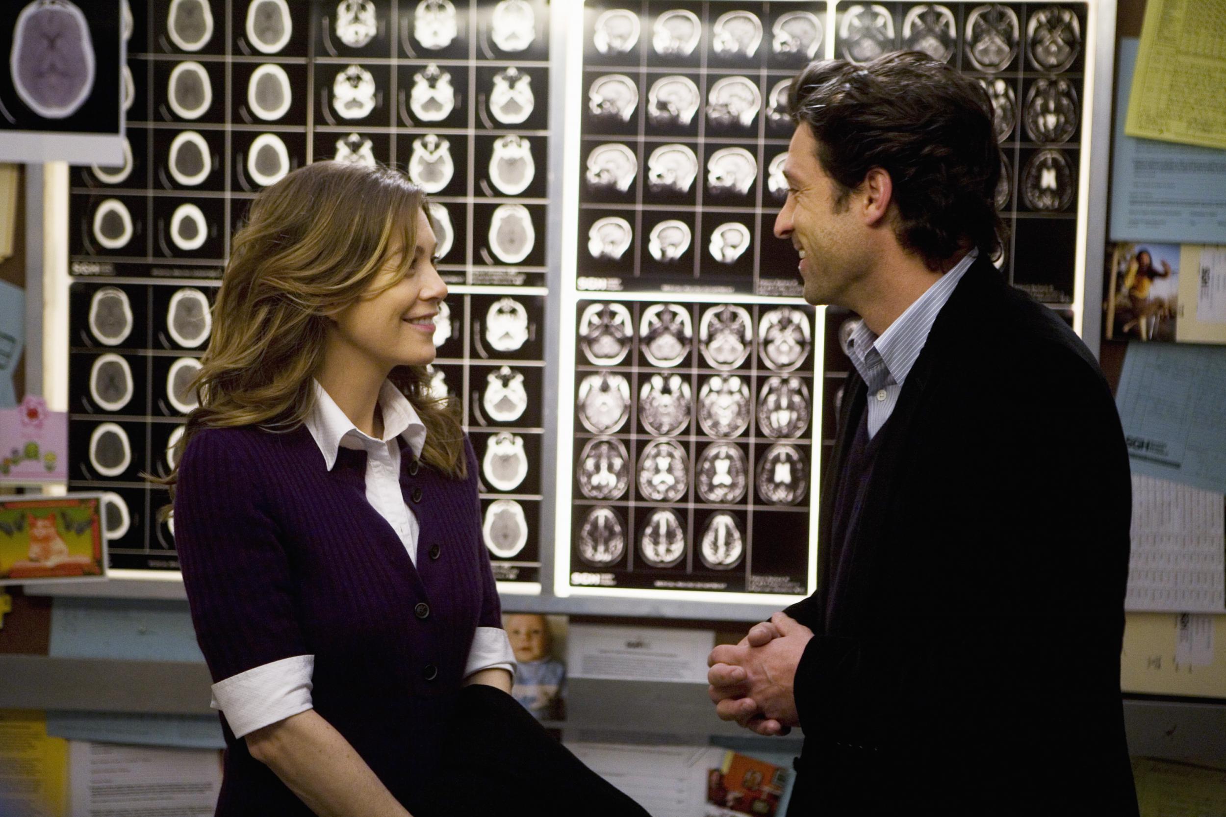 Elevator Love Letter | Grey's Anatomy Universe Wiki | FANDOM