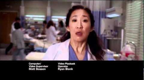 Grey's Anatomy 8x14 - PROMO - All You Need Is Love