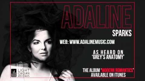 """""""Sparks"""" - Adaline"""