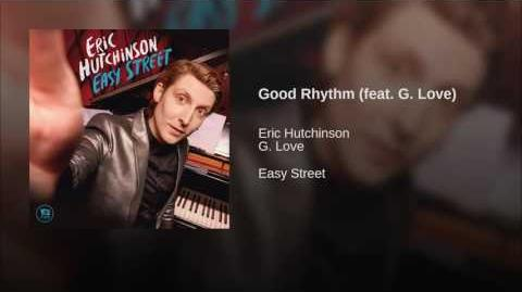 """Good Rhythm"" - Eric Hutchinson"