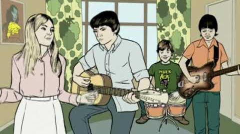 """Young Folks"" - Peter Bjorn & John"